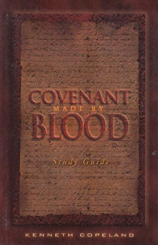 9781575626970: Covenant Made By Blood (Study Guide)
