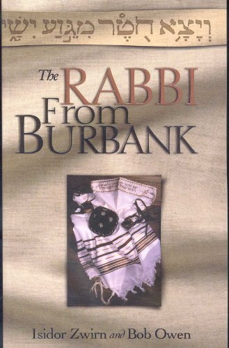 9781575627298: The Rabbi From Burbank