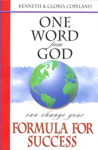 One Word from God Can Change Your: Gloria Copeland; Jerry