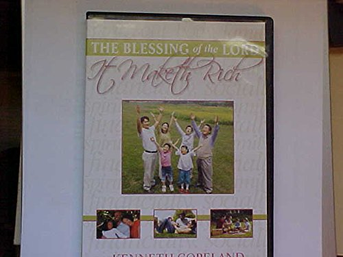 The Blessing of the Lord, It Maketh Rich (Set of 3 DVDs): Kenneth Copeland