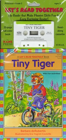 9781575650340: Tiny Tiger (Let's Read Together Series)