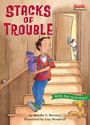 9781575650982: Stacks of Trouble (Math Matters AE Series) (Math Matters (Kane Press Paperback))