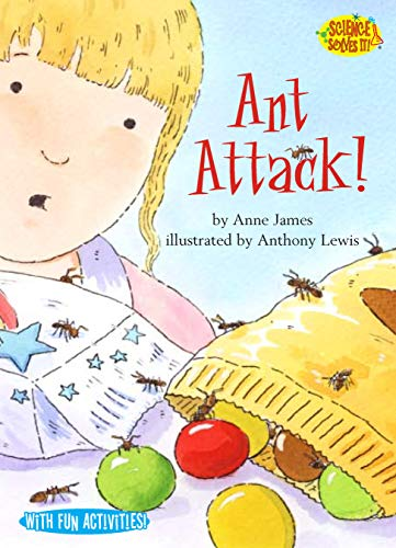 9781575651170: Ant Attack! (Science Solves It!)