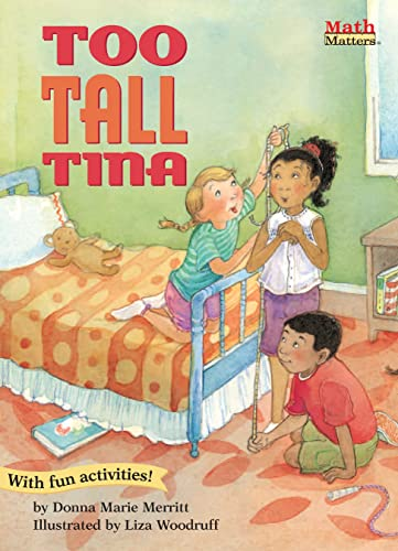9781575651507: Too-tall Tina (Math Matters)