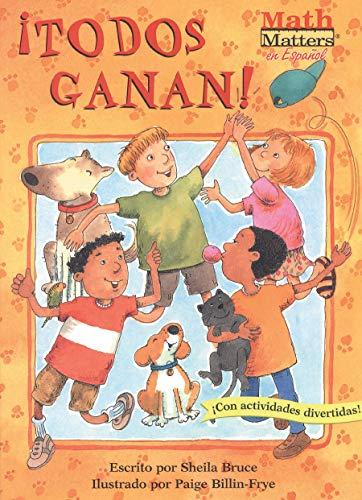 9781575651620: Todos Ganan! = Everybody Wins! (Math Matters en Espanol)