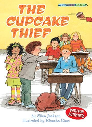 The Cupcake Thief: Jackson, Ellen