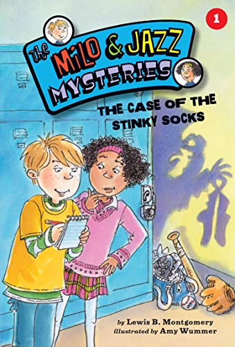 9781575652856: The Case of the Stinky Socks (Book 1) (Milo and Jazz Mysteries)