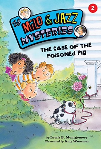 9781575652894: The Case of the Poisoned Pig (Milo and Jazz Mysteries)
