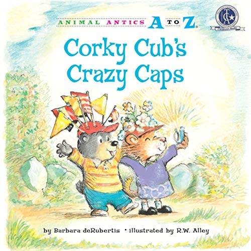 9781575653020: Corky Cub's Crazy Caps (Animal Antics A to Z)