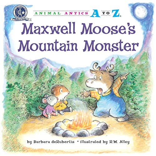 9781575653259: Maxwell Moose's Mountain Monster (Animal Antics A to Z)