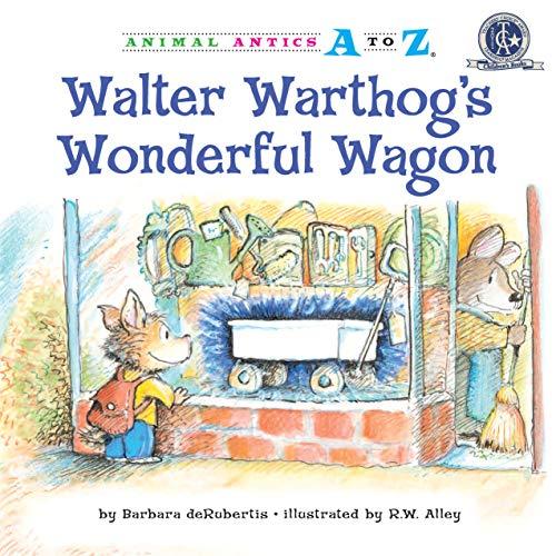 9781575653488: Walter Warthog's Wonderful Wagon (Animal Antics A to Z)