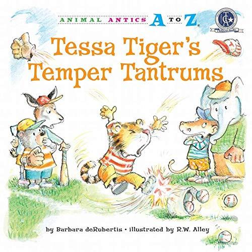 9781575653846: Tessa Tiger's Temper Tantrums