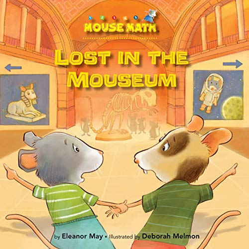 9781575656441: Lost in the Mouseum: Left / Right (Mouse Math)