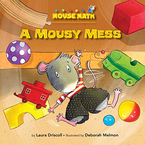 9781575656472: A Mousy Mess (Mouse Math)