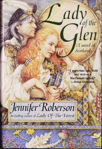 9781575660226: Lady Of The Glen: A Novel of 17Th-Century Scotland and the Massacre of Glencoe