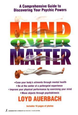 9781575660479: Mind Over Matter