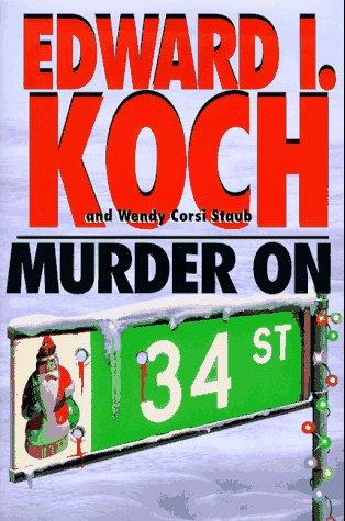9781575662329: Murder On 34th Street