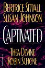 9781575664507: Captivated: Ecstasy/ Bound and Determined/ Dark Desires/ A Lady's Preference