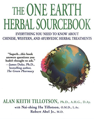 9781575666174: The One Earth Herbal Sourcebook