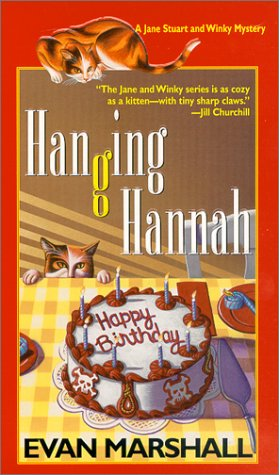 9781575666631: Hanging Hannah (Jane Stuart and Winky Mystery)