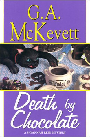 Death By Chocolate: A Savannah Reid Mystery: McKevett, G. A.