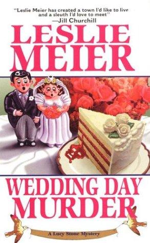 9781575667348: Wedding Day Murder (Lucy Stone Mysteries, No. 8)