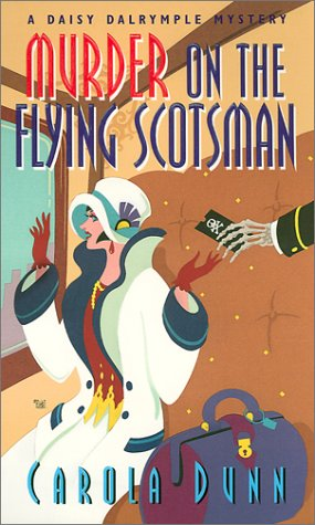 9781575667539: Murder on the Flying Scotsman (Daisy Dalrymple Mysteries, No. 4)