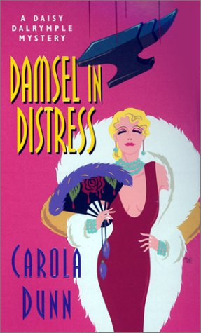 9781575667546: Damsel in Distress (Daisy Dalrymple Mysteries, No. 5)