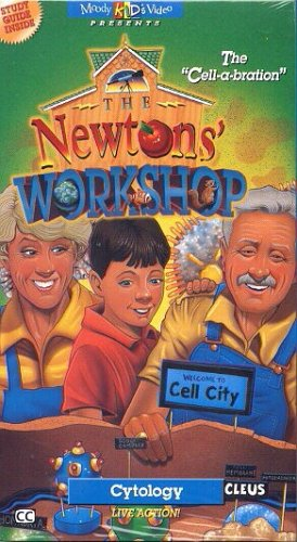 9781575672304: The Newton's Workshop The Cell-a-bration Video [VHS]
