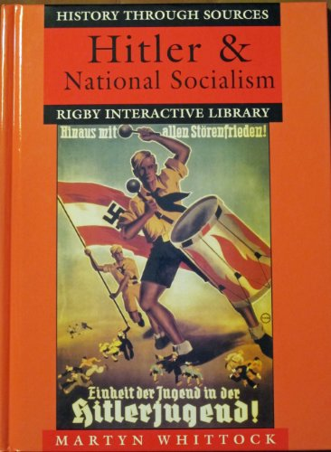 9781575720098: Hitler & National Socialism (Rigby Interactive Library--History)
