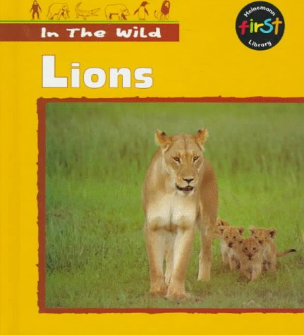 9781575721323: Lions (In the Wild)