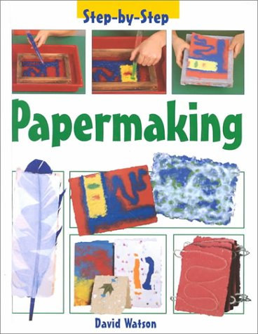 9781575723273: Papermaking (Step by Step (Heinemann Library))