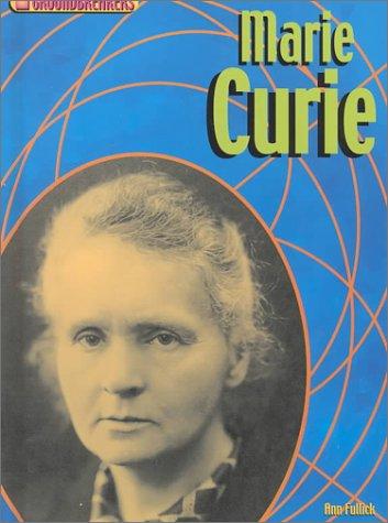 9781575723747: Marie Curie (Groundbreakers)