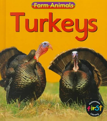 9781575725345: Turkeys (Farm Animals)
