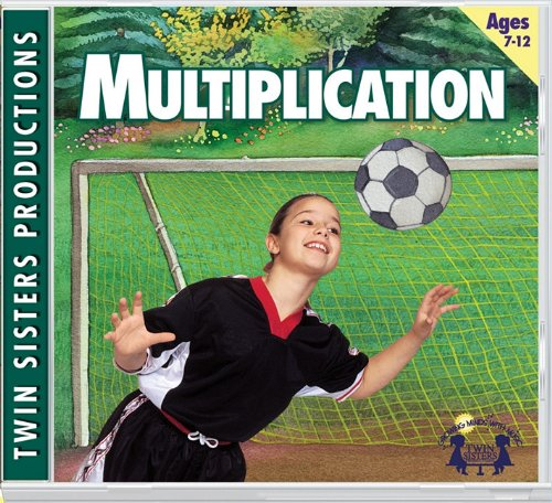 9781575832319: Multiplication: Great for Multilevel Learners: Ages 7-12 (Math Series, 5)