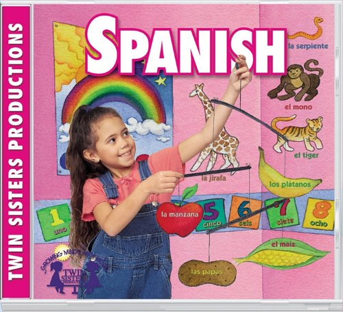 9781575832340: Spanish (Listen and Learn a Language, 5)