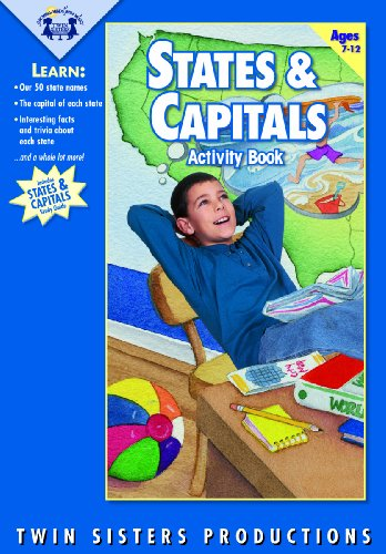 States & Capitals CD/Book Set (Early Childhood: Kim M. Thompson