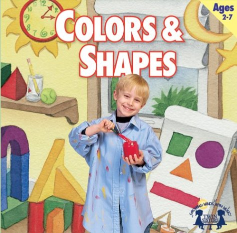 9781575833019: Colors & Shapes Music CD