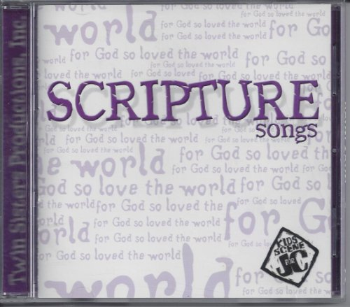 9781575835471: Scripture Songs (Kids Scene for Jc, 6)