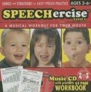 9781575837369: Speechercise Age 3-6+: Level 1