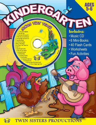 9781575838182: Kindergarten: Ages 5-6 (Early Childhood Learning, 4)