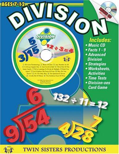 Division, Ages 7-12 (Workbook w/Music CD): Kim Mitzo Thompson;