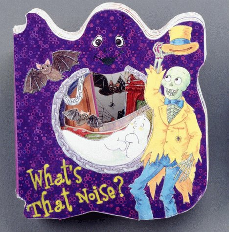 What's That Noise? : Little Spooky Window Books: Gill Davies