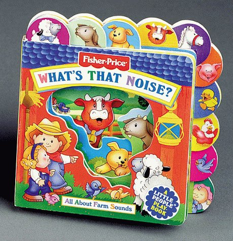 What's That Noise?: All About Farm Sounds: Susan Hood; Illustrator-Rosa