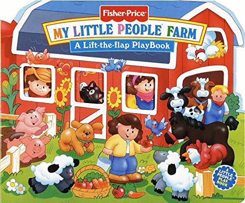 Fisher Price My Little People Farm (Lift: Tomaselli, Doris