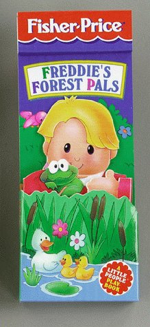 Freddie's Forest Pals : Fisher-Price Little People Little Pockets PlayBooks: n/a