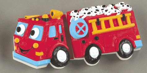 9781575842103: Frankie The Fire Engine (Squeaky Trucks)