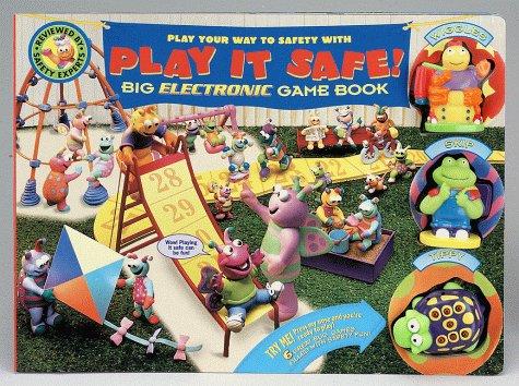 Skip & Wiggles Play It Safe!: Big Electronic Game Book (Preschool Playlight): Basilicato, Tony