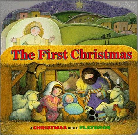9781575843285: First Christmas (Little Bible Playbooks)
