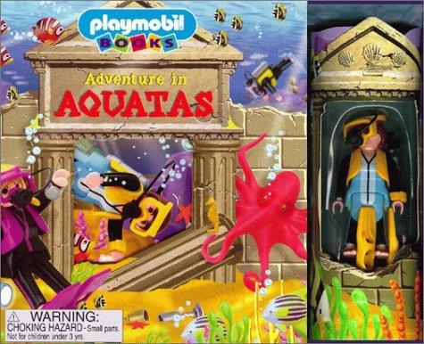 9781575843391: Adventure In Aquatas (Playmobil Playtower)